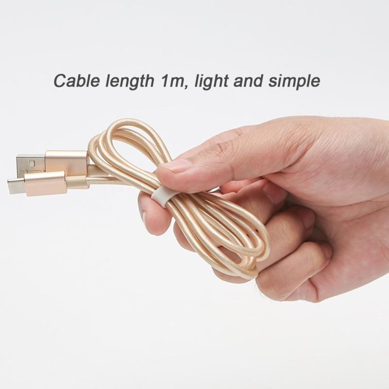 xiaomi Type-C kábel fém, arany
