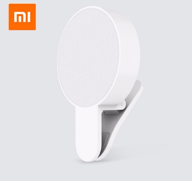 Xiaomi YueMi szelfi vaku, fehér