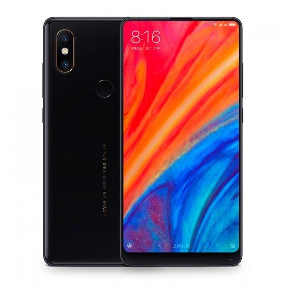 Mi MIX 2S okostelefon - 6+64GB, fekete