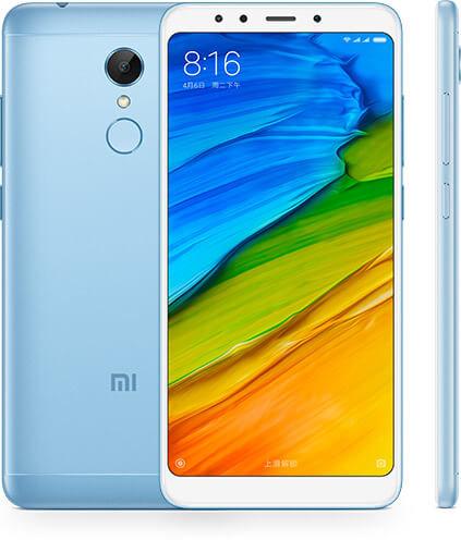 Redmi 5 okostelefon - 3+32GB, kék - B20