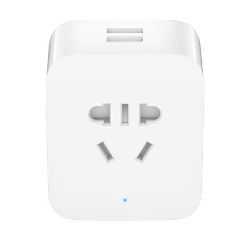 Mi Smart Socket továbbfejlesztett változat (CN verziós) - okos konnektor, fehér