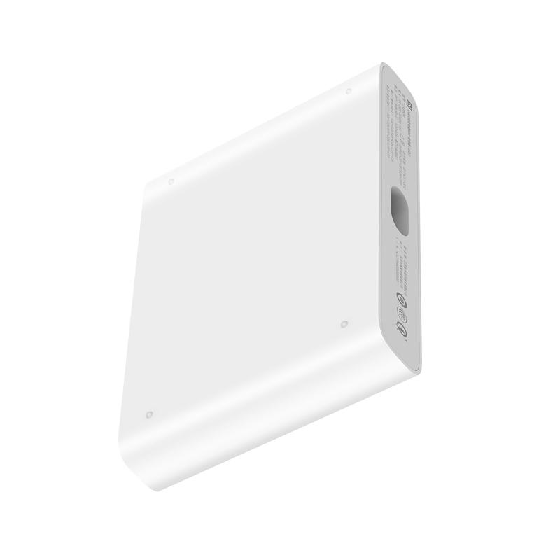 Xiaomi QC3.0 Gyorstöltő - 6 USB port/60W, fehér