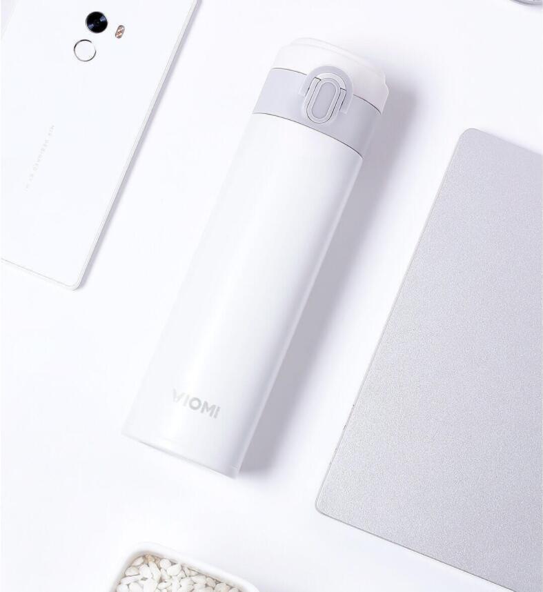 Xiaomi VIOMI Stainless Steel termosz 300ml, fehér