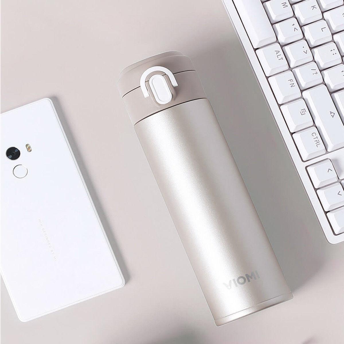 Xiaomi VIOMI Stainless Steel termosz 300ml, arany