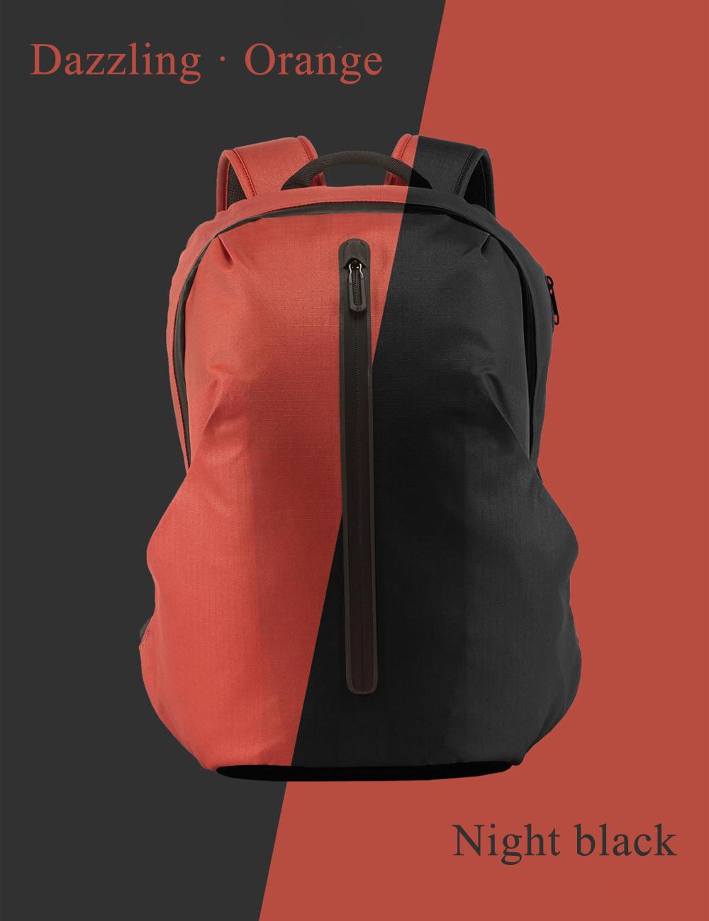 Xiaomi All Weather Upgraded hátizsák, narancs-piros