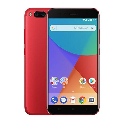 Mi 5X okostelefon - 4+64GB, piros