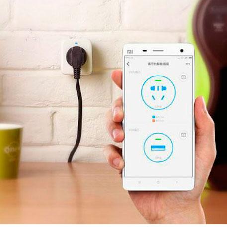 Mi Smart Socket dugalj USB csatlakozóval