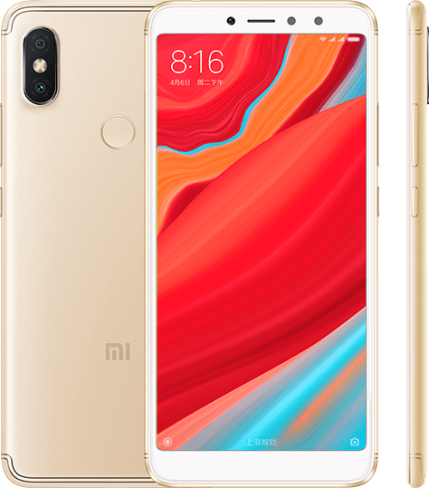 Redmi S2 okostelefon 4+64GB, arany - B20