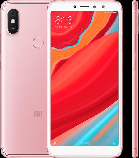 Redmi S2 okostelefon 4+64GB, rozé-arany - B20