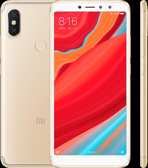 Smartphone Redmi S2 3+32GB, Auriu
