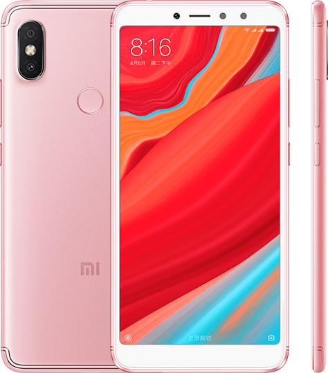 Smartphone Redmi S2 3+32GB, Roz-auriu
