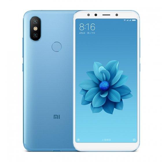 Mi 6X okostelefon 6+128GB, kék