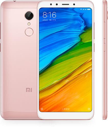 Redmi 5 okostelefon - 3+32GB, rozé-arany