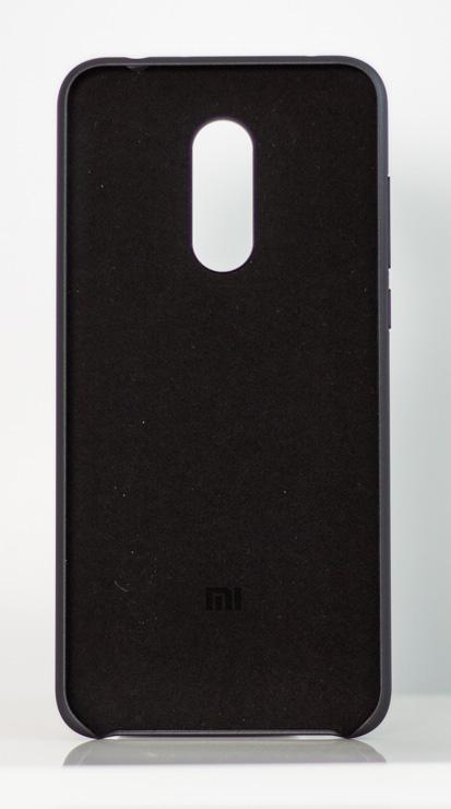 Redmi 5 Plus Hard Case műanyag tok, fekete