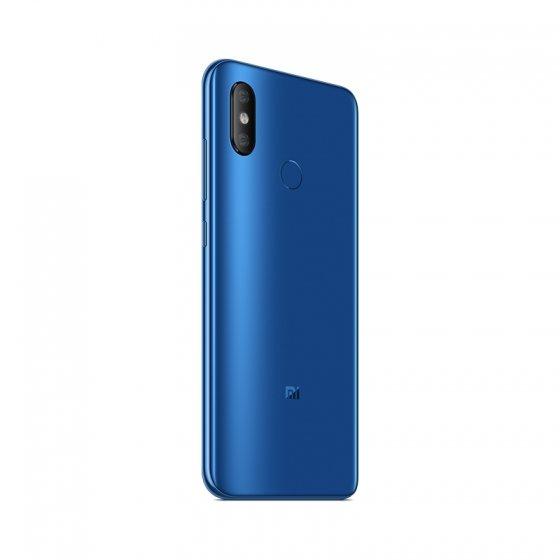 Mi 8 okostelefon 6+128GB, kék