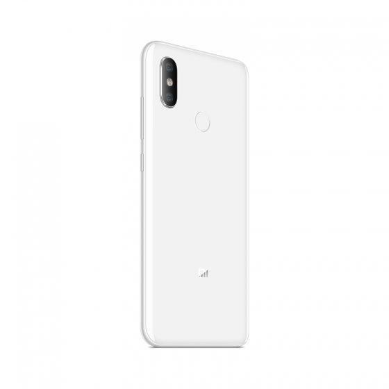 Mi 8 okostelefon 6+256GB, fehér