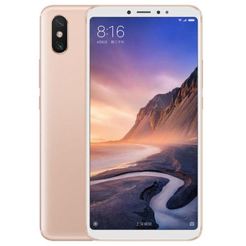 Mi Max 3 okostelefon - 4+64GB, arany