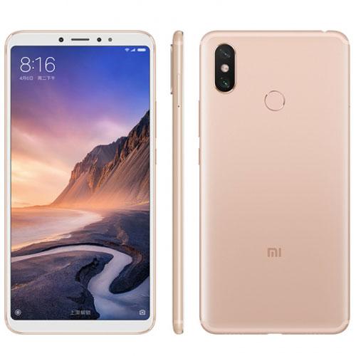 Mi Max 3 okostelefon - 6+128GB, rozé-arany