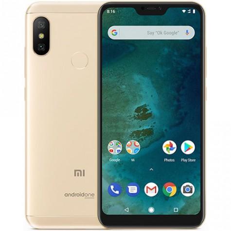 Smartphone Mi A2 Lite - 4+32GB, Auriu