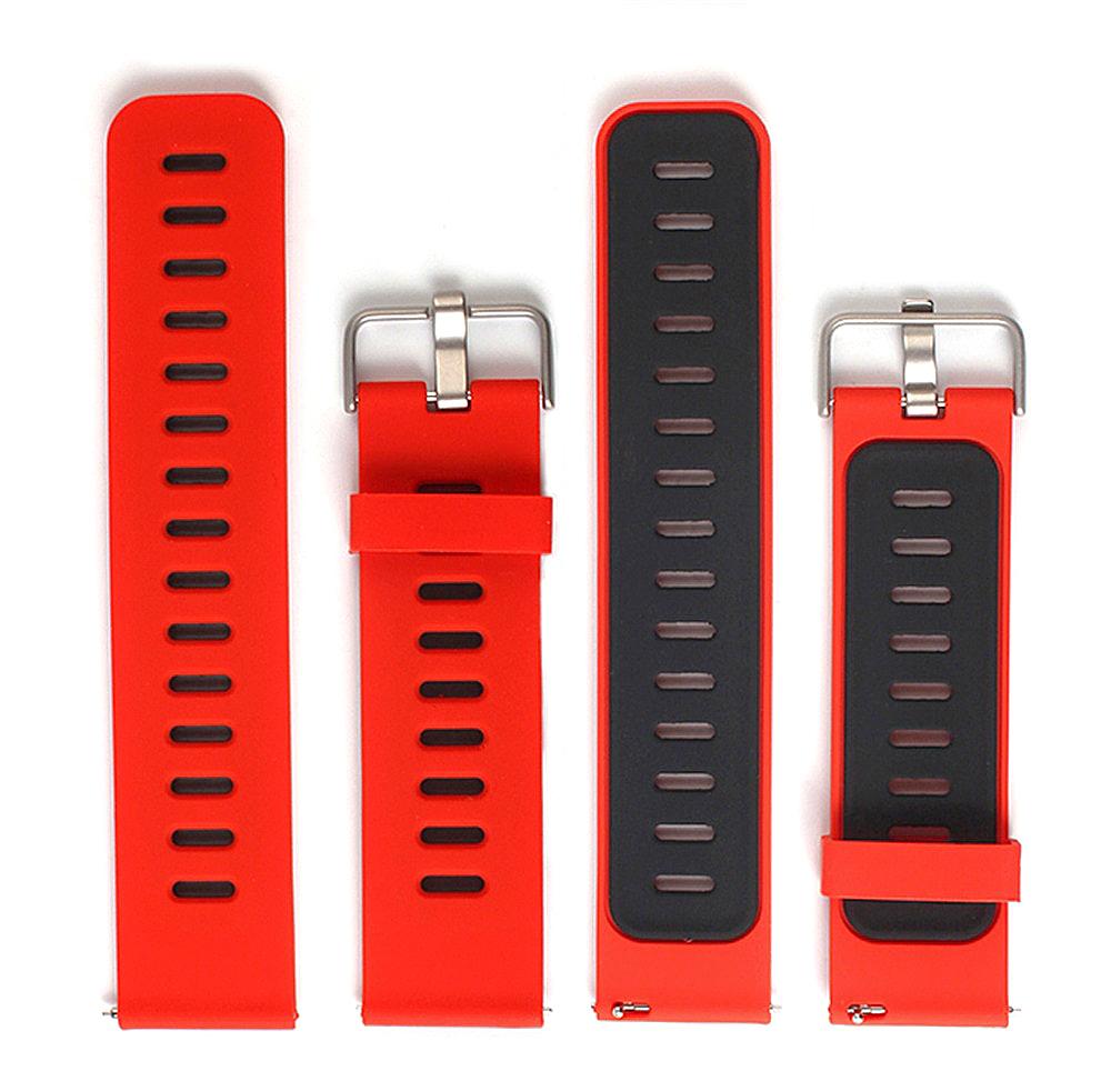 Curea silicon pentru smartwatch Amazfit Stratos , Portocalie