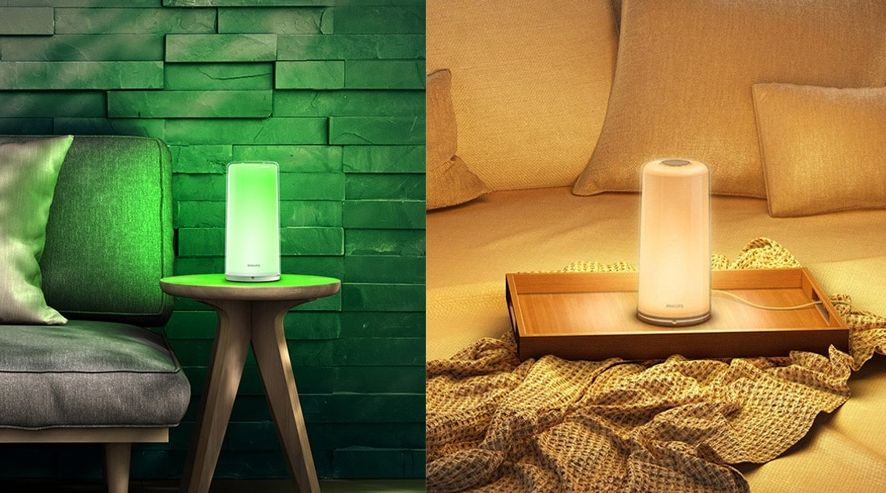 Veioză Xiaomi Philips Bedroom Lamp - Alb