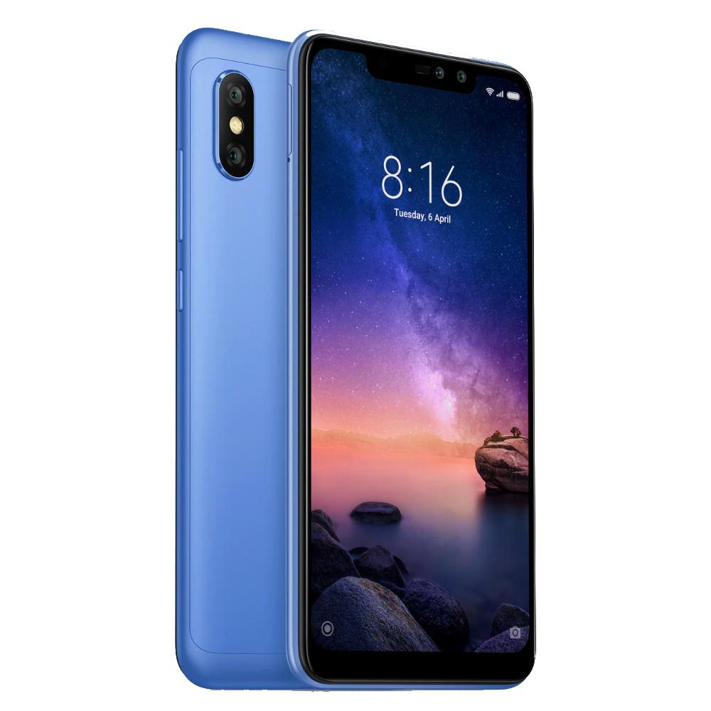 Redmi Note 6 Pro okostelefon - 3+32GB, kék - B20