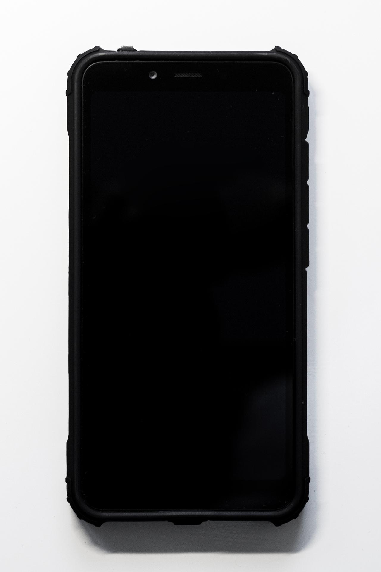Redmi 6 szilikon tok (Forcell ARMOR), fekete