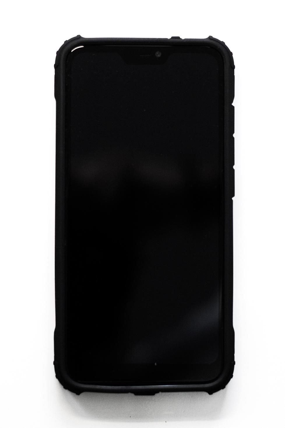 Redmi 6 Pro / Mi A2 Lite szilikon tok (Forcell) ARMOR, fekete