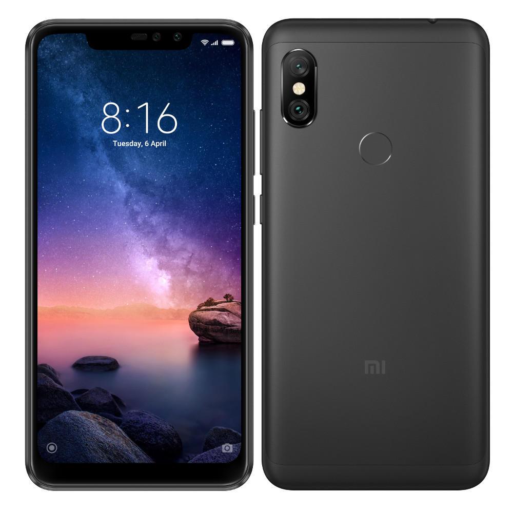 Redmi Note 6 Pro okostelefon - 3+32GB, fekete - B20