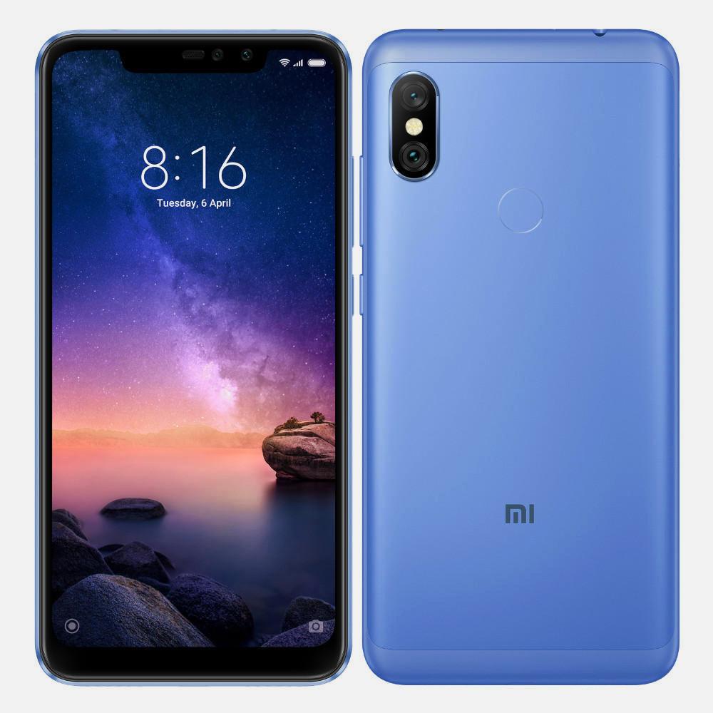 Redmi Note 6 Pro okostelefon - 4+64GB, kék - B20