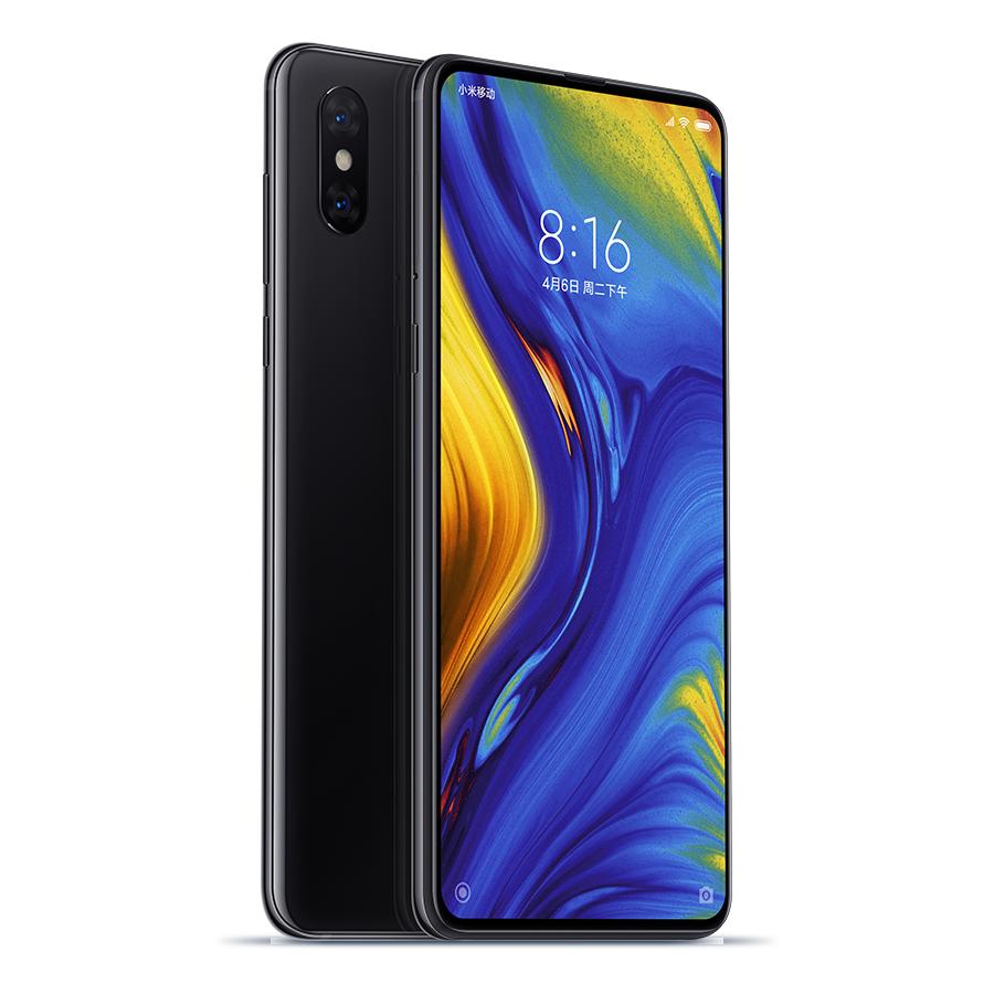 Mi MIX 3 okostelefon - 8+256GB, fekete