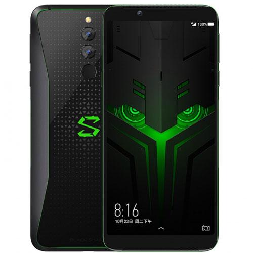 Black Shark Helo okostelefon 6+128GB - fekete