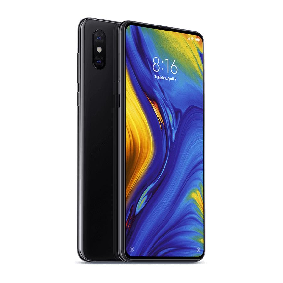Smartphone Mi MIX 3 - 6+128GB - versiunea Global, Neagră