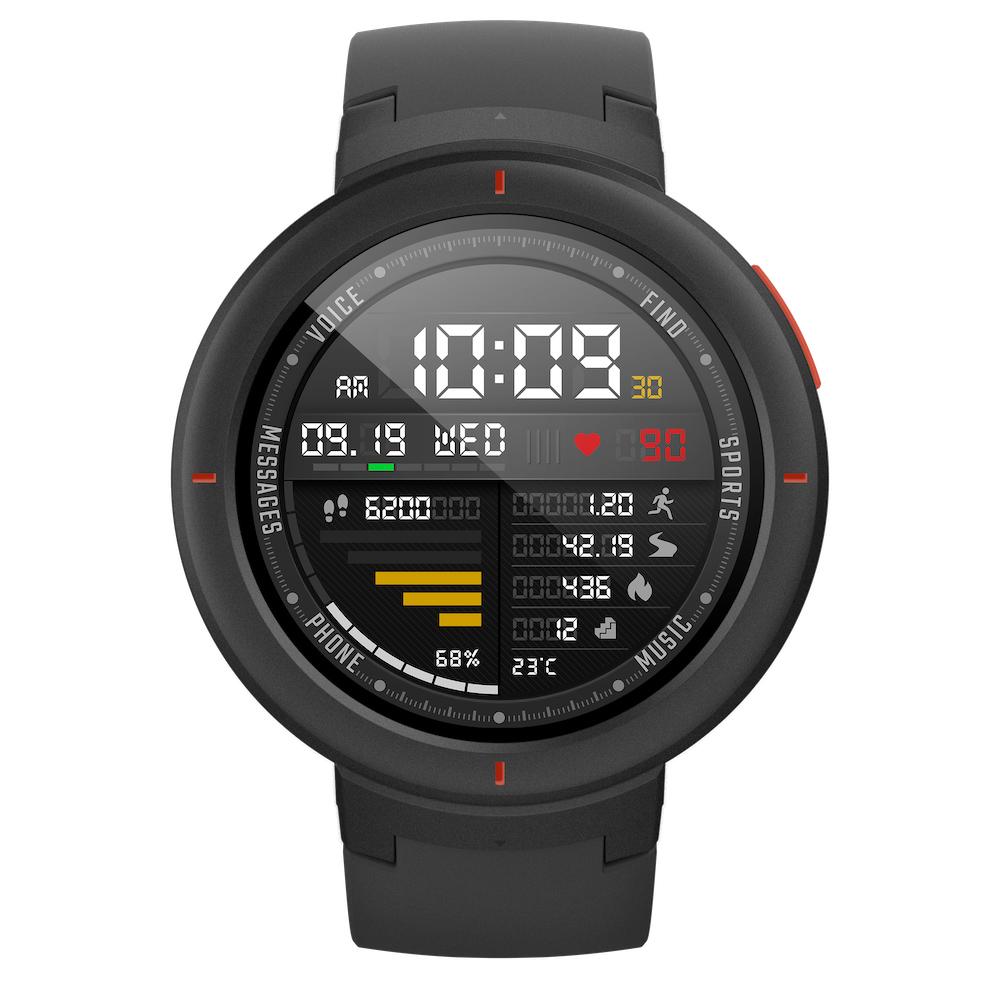 Smartwatch Amazfit Verge - versiunea Global - Gri închis