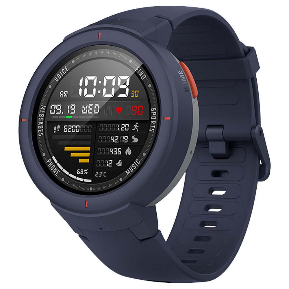Smartwatch Amazfit Verge - versiunea Global - Albastră