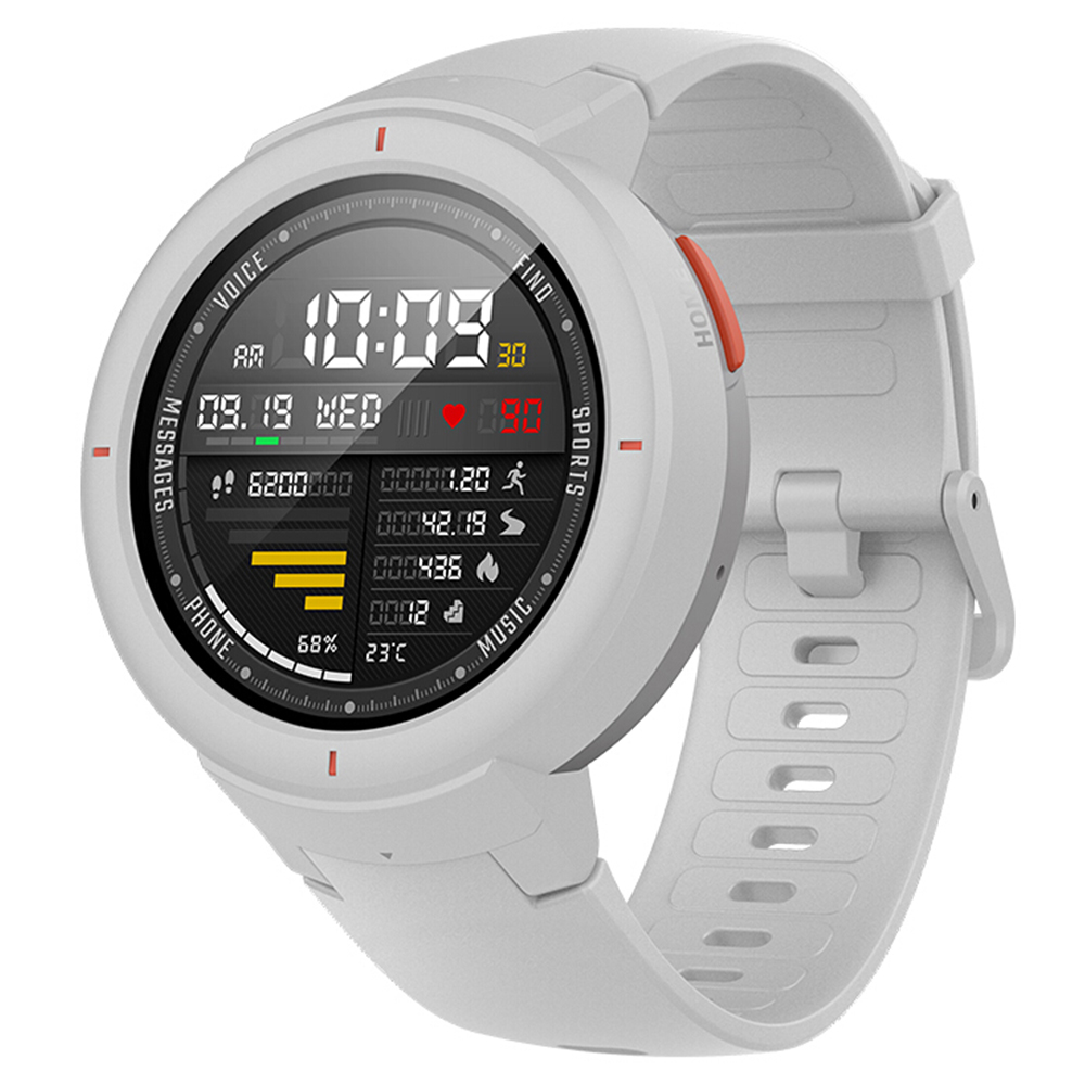 Smartwatch Amazfit Verge - versiunea Global - Albă