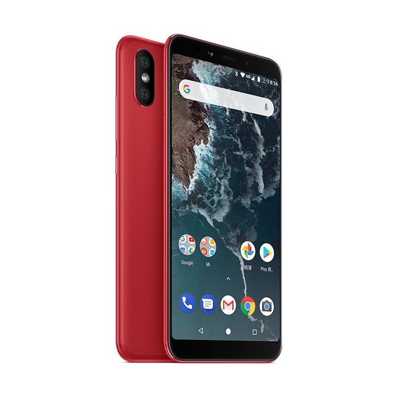 Smartphone Mi A2 - 4+64GB, Roșu