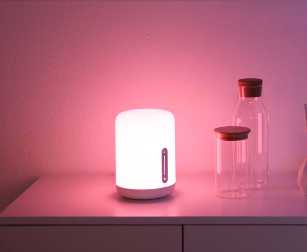 Xiaomi Mi Bedside Lamp 2 - okos éjjeli lámpa