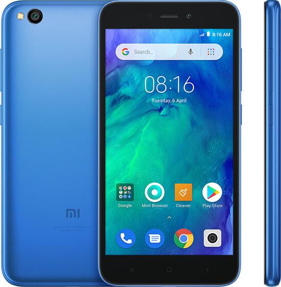 Redmi Go okostelefon 1+8GB, kék