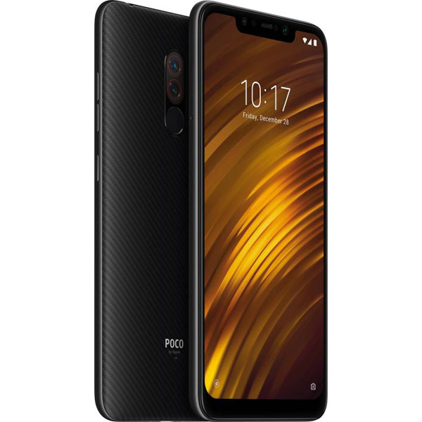 Pocophone F1 okostelefon 6+128GB, Armored Edition