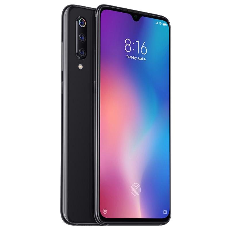 Smartphone Mi 9 - 6+128GB - versiunea Global - Neagră
