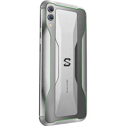 Black Shark 2 okostelefon (B20) 12+256GB - jégezüst