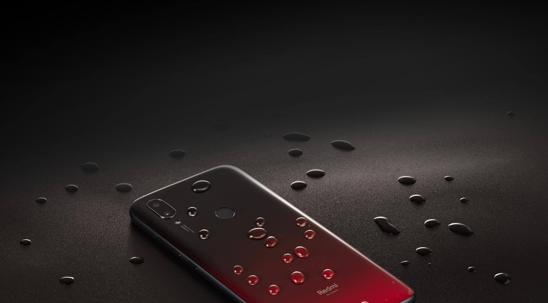 Smartphone Redmi 7 - versiunea Global - 3+32GB - Roșu