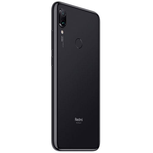 Redmi Note 7 okostelefon (Global) - 4+128GB, fekete