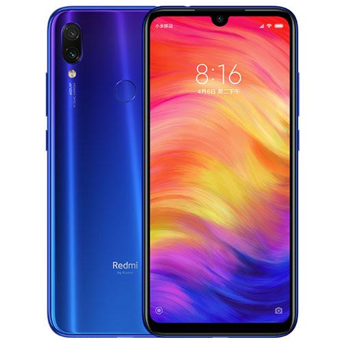 Smartphone Redmi Note7 - 4+128GB - Albastră