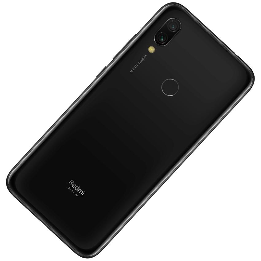 Smartphone Redmi 7 - versiunea Global - 3+32GB - Neagră