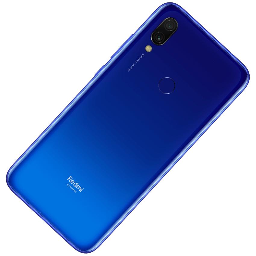 Redmi 7 okostelefon (Global) - 3+32GB, üstökös kék