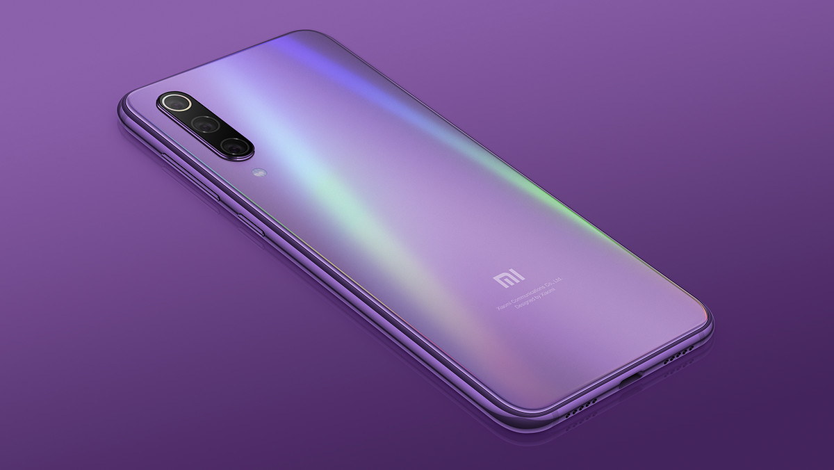 Smartphone Mi 9 SE 6+128GB - Violet