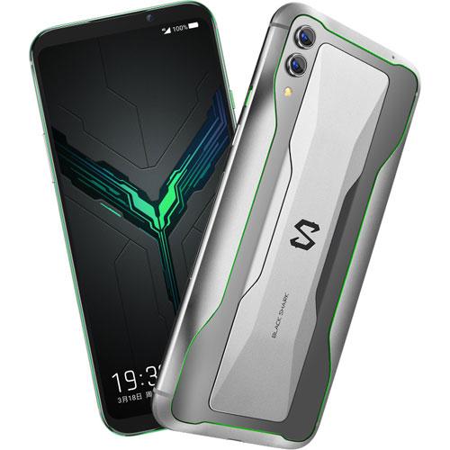Black Shark 2 okostelefon (B20) 8+128GB - jégezüst