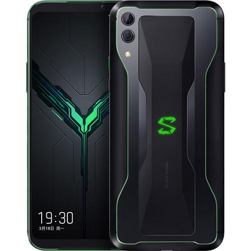 Black Shark 2 okostelefon (B20) 8+128GB - fekete